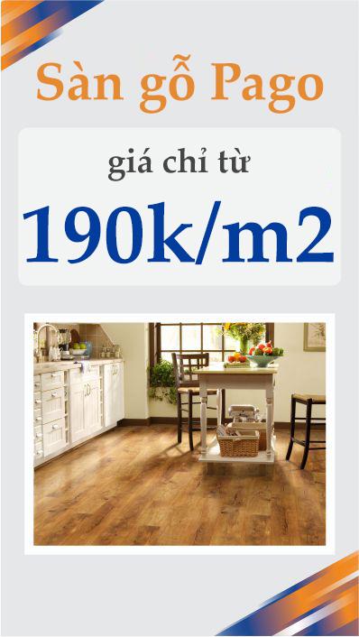 Banner sàn gỗ Pago