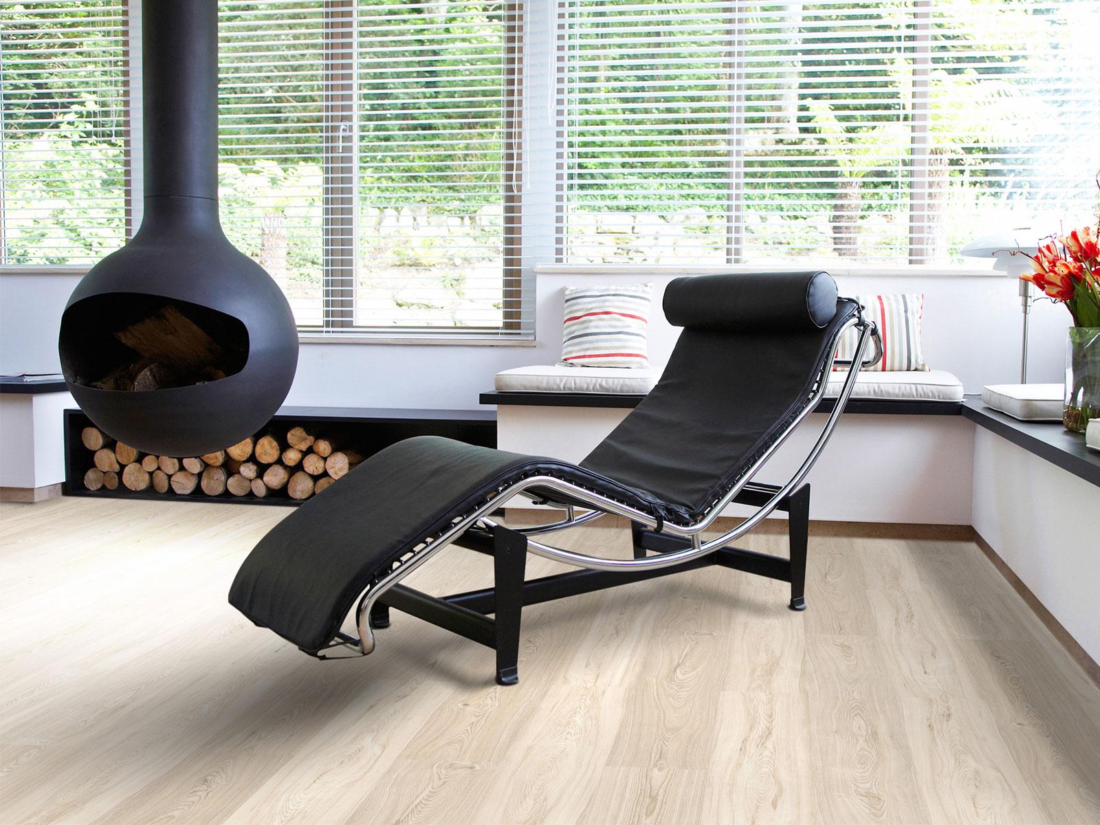 Sàn gỗ Đức cho phòng khách