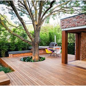 Sàn gỗ nhựa Composite – sự lựa chọn không thể bỏ qua của các công trình hiện đại